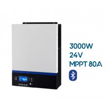 Inversor HIBRIDO VOLTRONIC VM-III  3000W - 24v (MPPT)