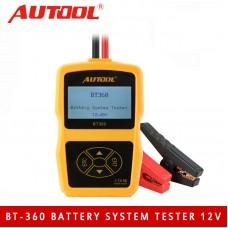 Analizador de Baterias (Plomo/Acido - AGM - GEL)